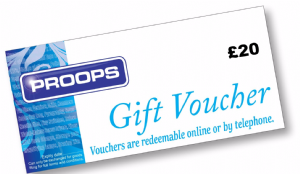 Proops Gift Voucher £20